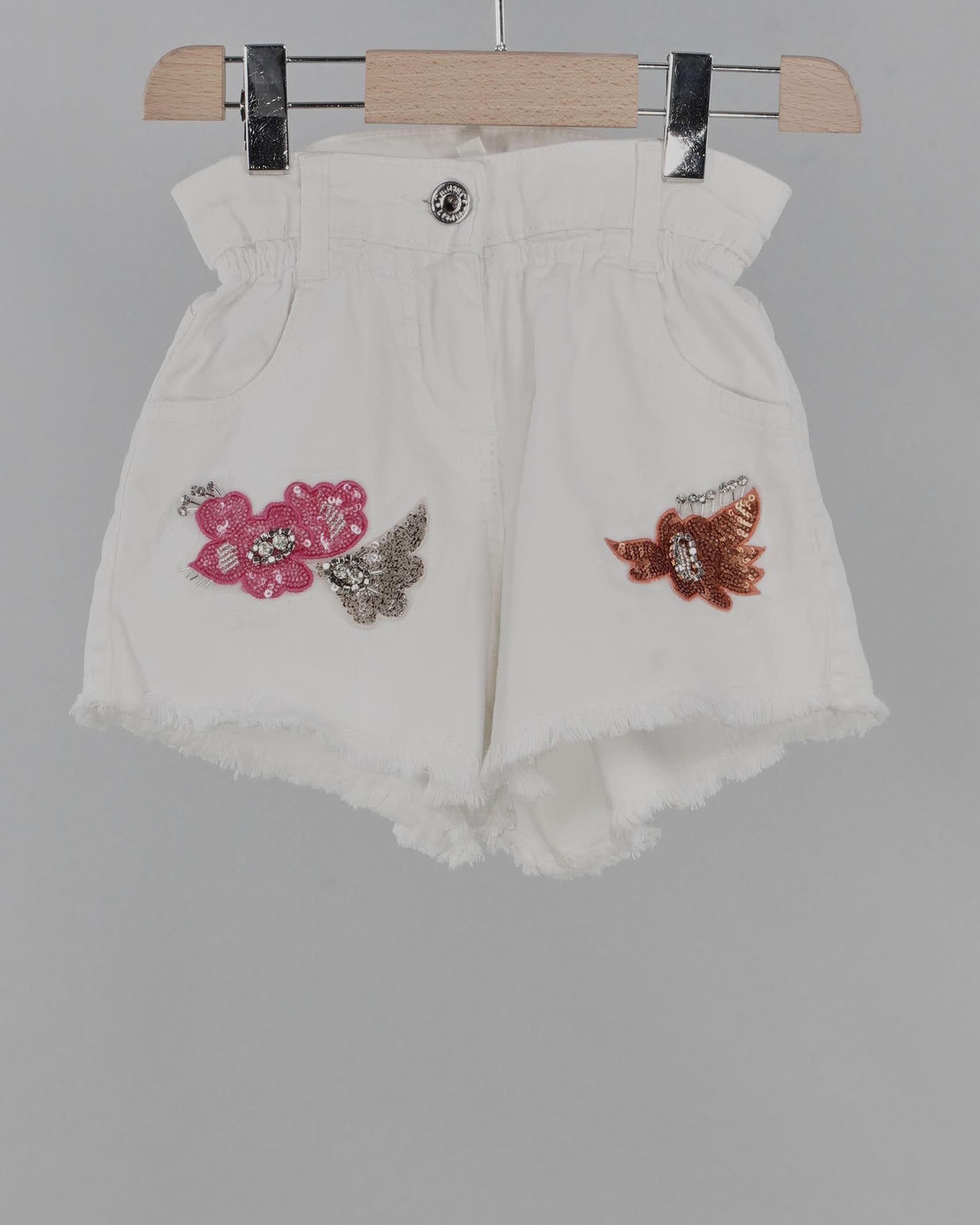 Shorts con ricamo Twinset TWIN SET   Shorts   GJ205E526
