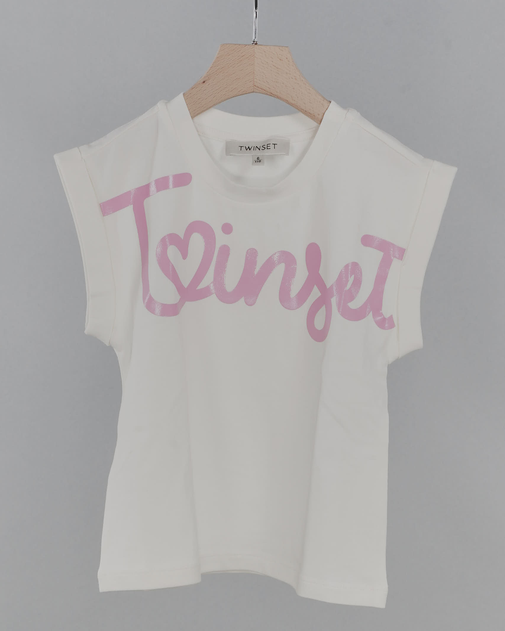 T-shirt con logo Twinset TWIN SET | T-shirt | GJ20756028