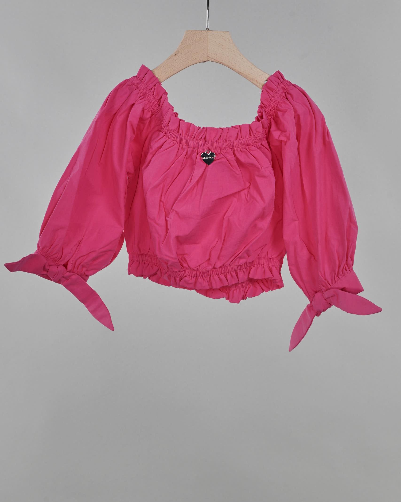 Camicia in cotone Twinset TWIN SET   Camicia   GJ22365863