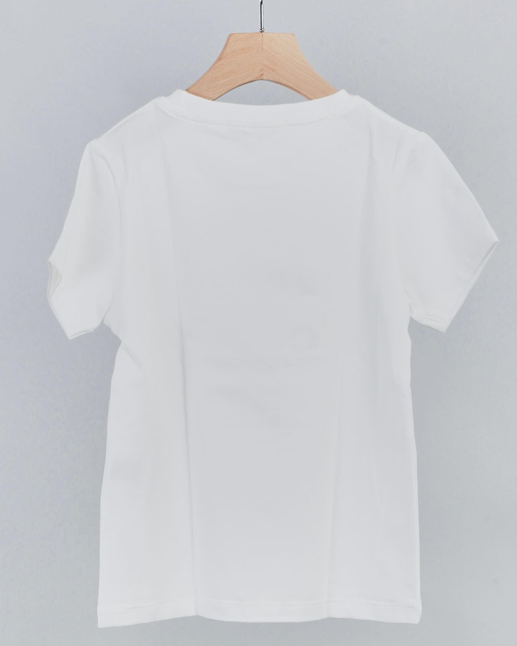 T-shirt con stampa Vicolo VICOLO   T-shirt   M0208BIANCO