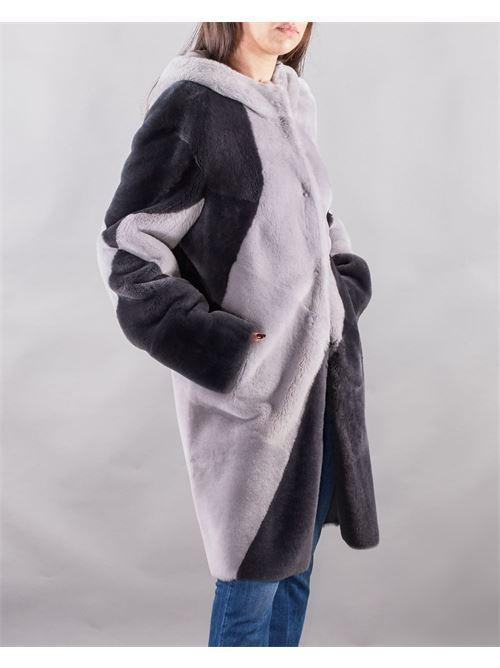 Pelliccia bicolor Rizal RIZAL | Pelliccia | FPA306-AAI19ANTRACITE