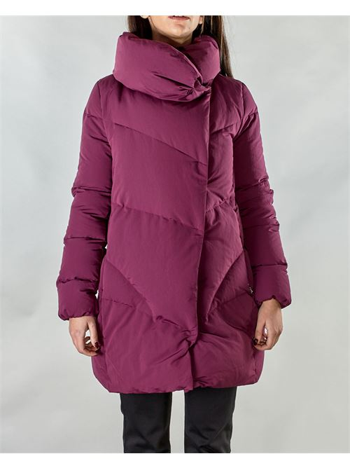 HOODED SHORT DOWN COAT ADD ADD | Giubbotto | WAW8142894