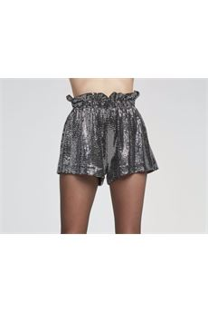 Short Mirror in paillettes Aniye By ANIYE BY | Shorts | 131223629