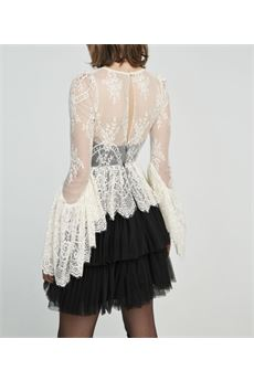 Abito Jenna con corpetto in pizzo e gonna in tulle Aniye By ANIYE BY | Abito | 1312811945