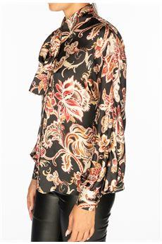 Camicia con stampa floreale Babylon BABYLON | Camicia | S00308MULTICOLOR