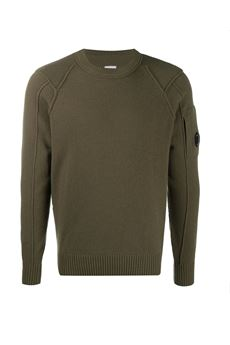 Maglione Lambswool Lens Sweater C.P. Company C.P. COMPANY | Maglione | 09CMKN111A005504A683