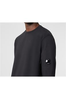 Felpa Diagonal Raised Fleece Lens Crew Sweat C.P. Company C.P. COMPANY | Felpa | 09CMSS039A005086W999