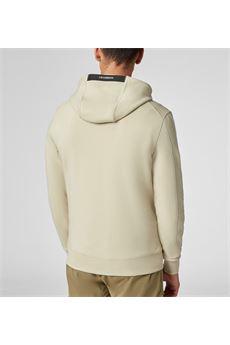 Felpa diagonal raised fleece pullover lens Hoodie C.P. Company C.P. COMPANY | Felpa | 09CMSS040A005086W303
