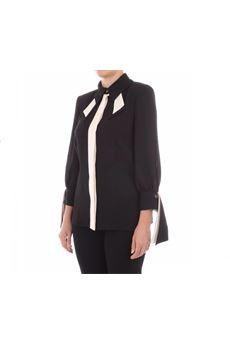 Camicia con colori a contrasto Elisabetta Franchi ELISABETTA FRANCHI | Camicia | CA27406E2685