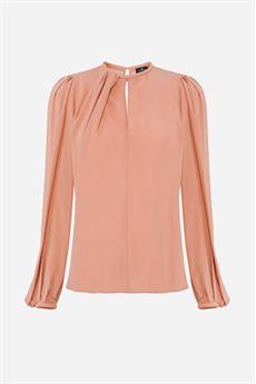 Camicia in seta a manica lunga Elisabetta Franchi ELISABETTA FRANCHI | Camicia | CA27907E2W71