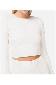 Completo in maglia a manica lunga Elisabetta Franchi ELISABETTA FRANCHI | Completo | KC14Q06E2193