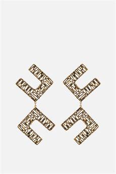 Orecchini pendenti Elisabetta Franchi ELISABETTA FRANCHI | Orecchini | OR70D06E2028