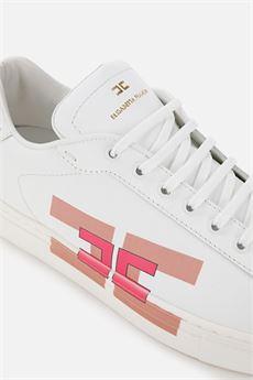 Sneakers con logo Elisabetta Franchi ELISABETTA FRANCHI | Scarpa | SA48B06E2360