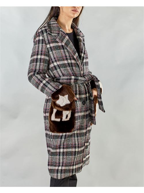 CAPPOTTO MULTICOLOR FRONT STREET FRONT STREET 8 | Cappotto | FR25812