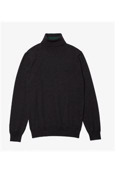 Maglione in lana merino a collo alto Lacoste LACOSTE | Maglione | AH1959EL6