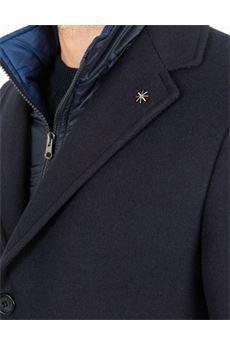 Cappotto con pettorina staccabile Manuel Ritz MANUEL RITZ | Cappotto | 2931C454820372689