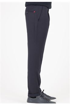 Pantalone con pinces in flanella Manuel Ritz MANUEL RITZ | Pantalone | 2932P164820050189