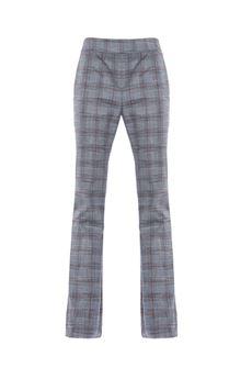 Pantalone Emma a fantasia Galles Nenette NENETTE   Pantalone   EMMA783