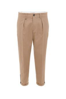 Pantalone chino Japan on nastro termosaldato Paolo Pecora PAOLO PECORA | Pantalone | B12106551193