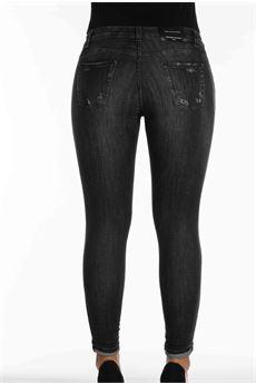 Jeans skinny vita alta Patriòt PATRIOT | Jeans | PP1191NERO
