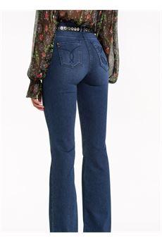Pantalone denim 5 tasche Patrizia Pepe PATRIZIA PEPE | Pantalone | 8J0937A1HIBC843