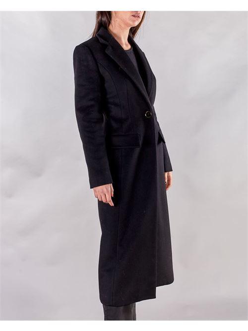 Cappotto avvitato Simona Corsellini SIMONA CORSELLINI | Cappotto | CP00902TPAN00163