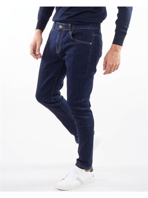 Jeans lavaggio zero Alessandro Dell'Acqua ALESSANDRO DELL'ACQUA   Jeans   AD7323WAD0045SW50J