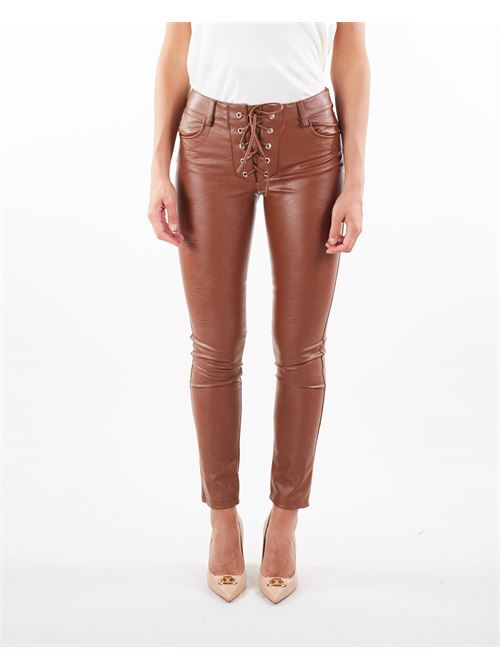 Pantalone in ecopelle Wendy Aniye By ANIYE BY   Pantalone   181202164
