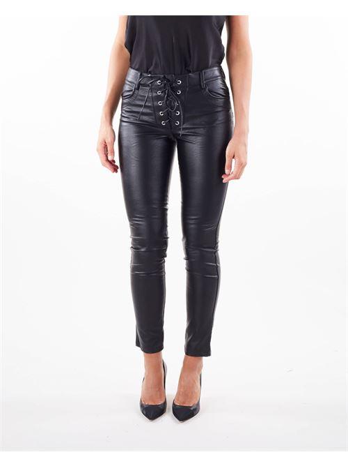 Pantalone in ecopelle Wendy Aniye By ANIYE BY   Pantalone   1812022