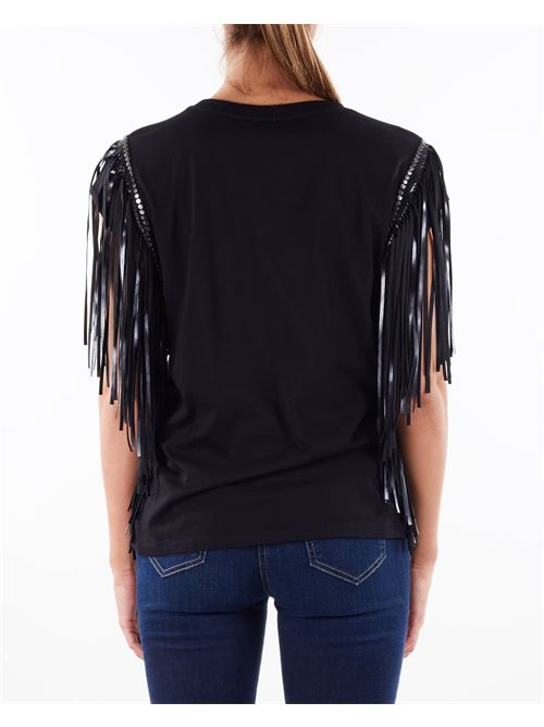 T-shirt Witch con stampa e frange Aniye By ANIYE BY | T-shirt | 1812222