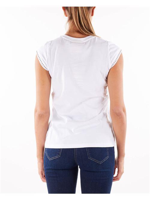 T-shirt Lotty con stampa Aniye By ANIYE BY | T-shirt | 1814231