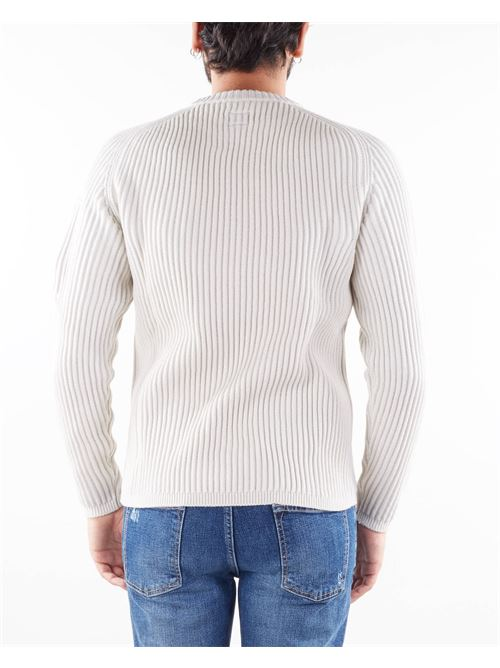 Merino Wool Knit C.P. Company C.P. COMPANY | Maglia | 11CMKN181A005292A116