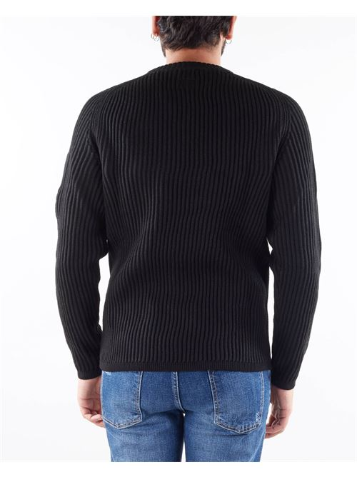 Merino Wool Knit C.P. Company C.P. COMPANY | Maglia | 11CMKN181A005292A999