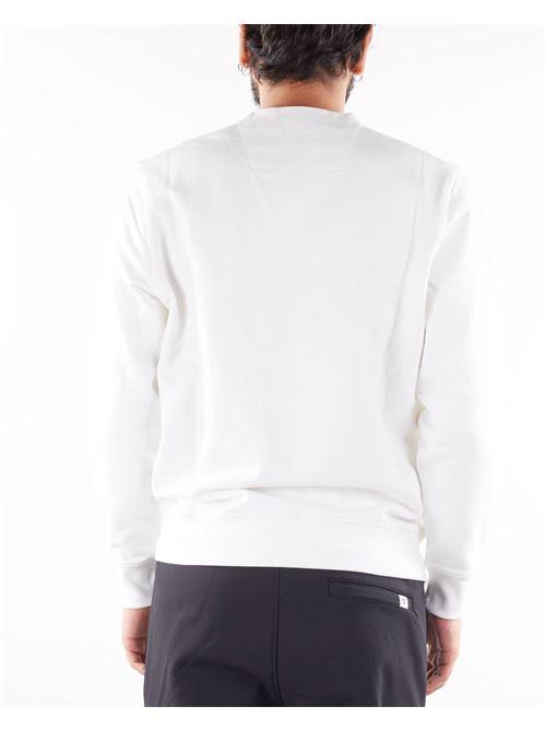 Diagonal Raised Fleece Logo Sweatshirt C.P. Company C.P. COMPANY | Felpa | 11CMSS211A005086W103