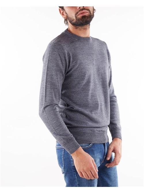 Maglia in lana rasata Daniele Alessandrini DANIELE ALESSANDRINI | Maglia | FM90791410611