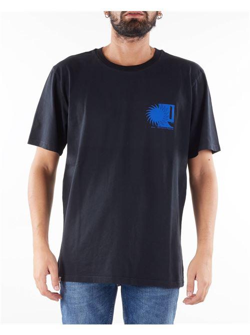 T-shirt con logo e stampa sul retro Danilo Paura DANILO PAURA | T-shirt | DP1001ST1090