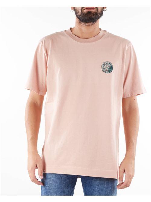 T-shirt con logo e stampa Danilo Paura DANILO PAURA | T-shirt | DP1003ST0160101