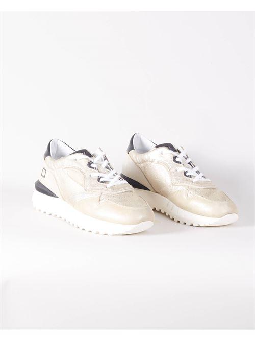 Sneakers Luna Laminated Platinum D.A.T.E. DATE | Sneakers | W351LNLMPLPL