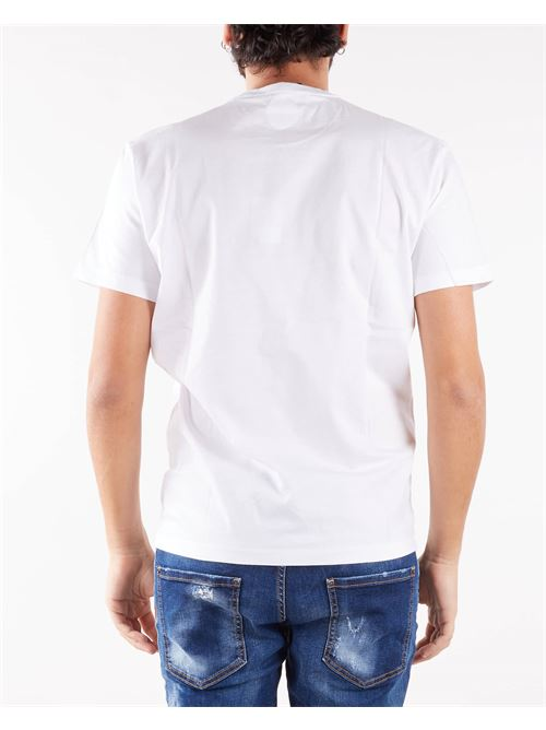 T-shirt con stampa logo Ceresio 9 Dsquared DSQUARED | T-shirt | S71GD1058100