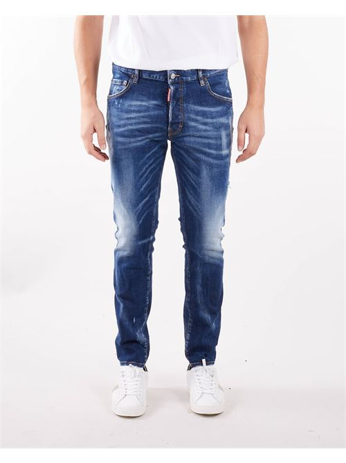 Jeans Dark SS Fade Wash Skater Dsquared DSQUARED | Jeans | S71LB0941470