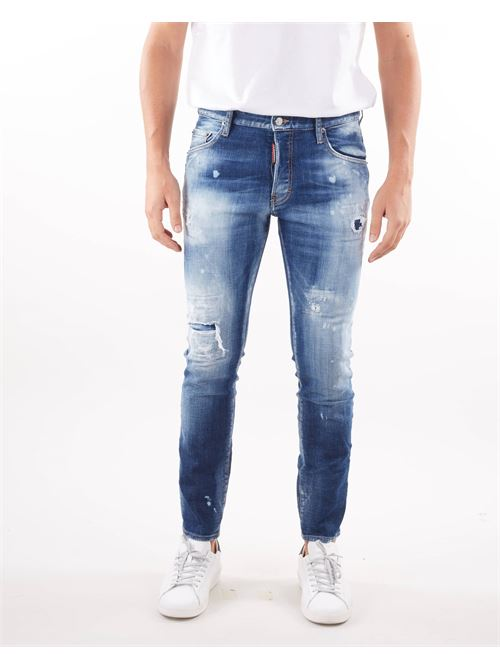 Jeans medium wash Skater Jean Dsquared DSQUARED   Jeans   S74LB0953470