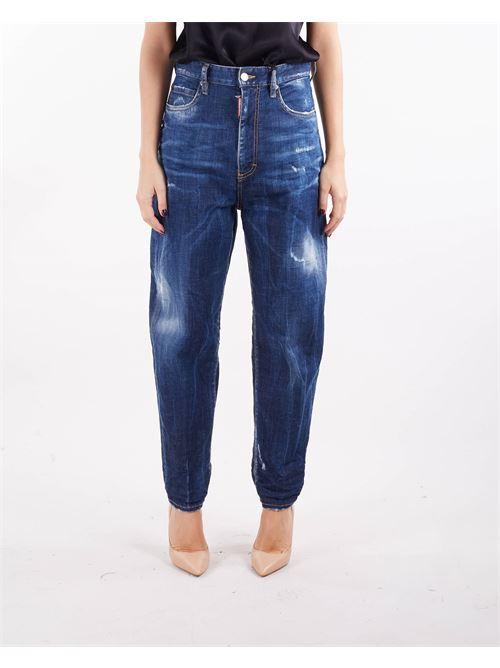 Jeans Medium Clean Foggy Wash Sasoon Dsquared DSQUARED | Jeans | S75LB0558470