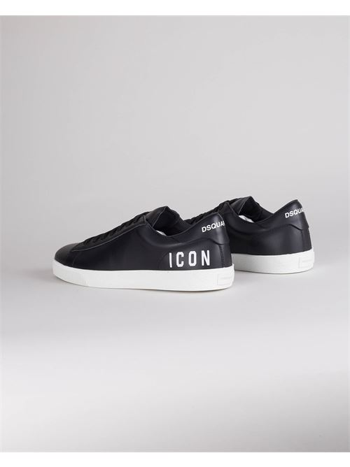 Sneakers con logo Dsquared DSQUARED | Sneakers | SNM0187M063
