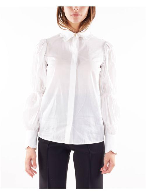 Camicia in voile di cotone Elisabetta Franchi ELISABETTA FRANCHI   Camicia   CA29718E2100