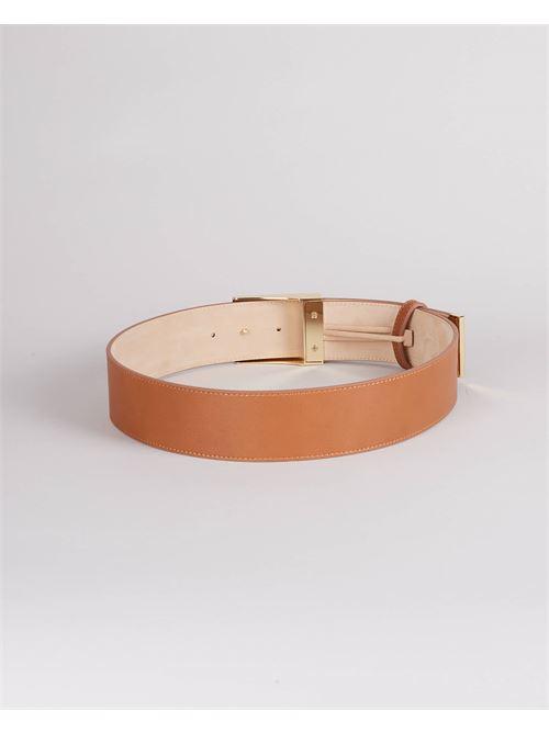 Cintura alta con fibbia Elisabetta Franchi ELISABETTA FRANCHI | Cintura | CT02S16E2600