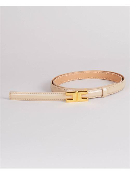 Cintura in vernice Elisabetta Franchi ELISABETTA FRANCHI | Cintura | CT04S16E2043