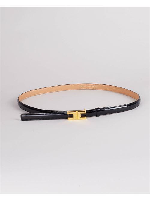 Cintura in vernice Elisabetta Franchi ELISABETTA FRANCHI | Cintura | CT04S16E2110