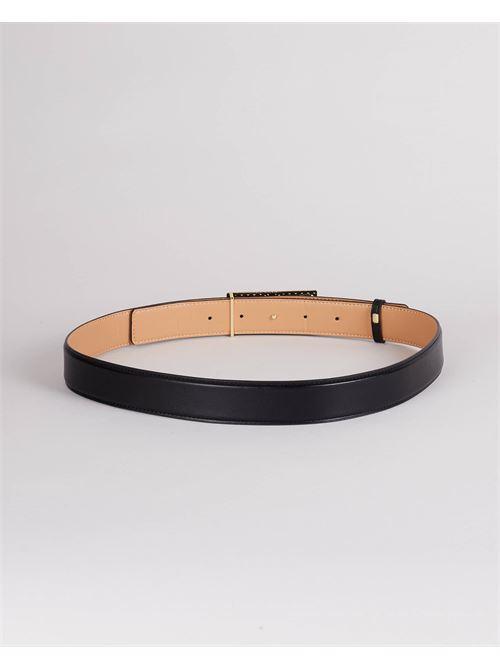 Cintura con logo Elisabetta Franchi ELISABETTA FRANCHI | Cintura | CT13S16E2110
