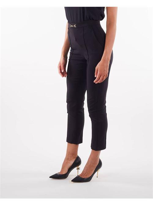 Pantaloni skinny essenziali di Elisabetta Franchi ELISABETTA FRANCHI | Pantalone | PA38216E2110
