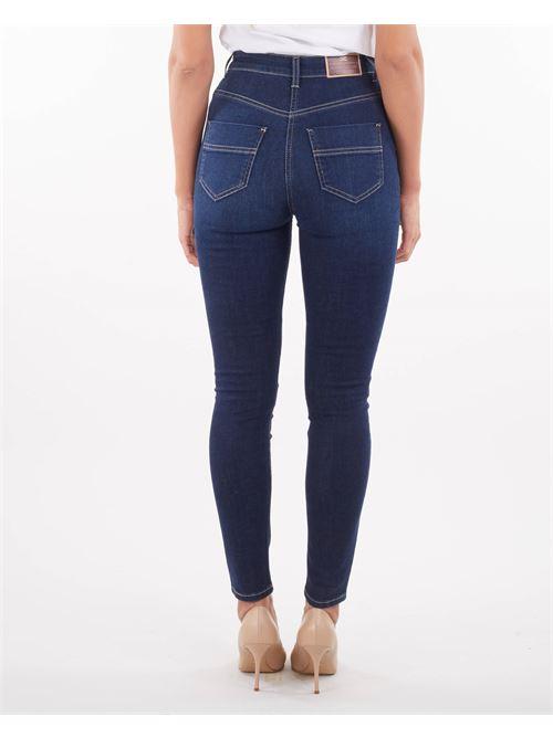 Jeans basic skinny Elisabetta Franchi ELISABETTA FRANCHI   Jeans   PJ19S16E2104